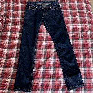 A/X jeans dark wash